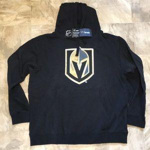 NHL Fanatics Marc Andre Fleury Hoodie, NWT.